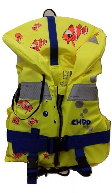 For Water Childs Chooprint 100N Lifejacket